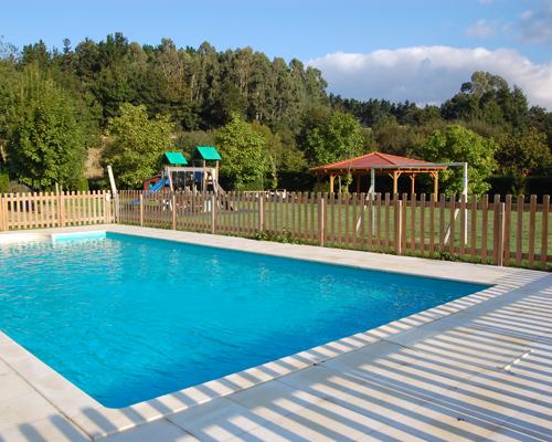 piscina amalurra