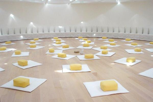 sala de meditacion amalurra