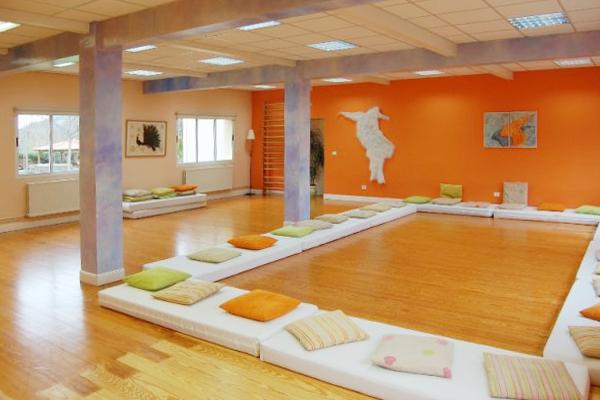Sala Naranja