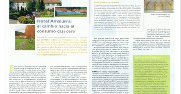 Hotel Amalurra